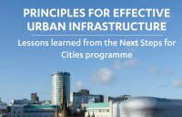 A new toolkit curated by the National Infrastructure Commission is offering advice to cities on developing local infrastructure strategies.