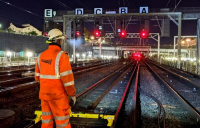 Network Rail's spending with SMEs has exceeded £2.5bn for the first time in a single financial year.