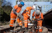 AECOM and Altran win new contracts with Network Rail.