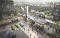Edinburgh-based 7N Architects have won a Network Rail and RIBA competition to help shape Britain's future railways.