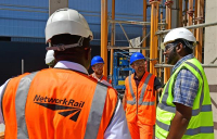 Network Rail has launched an action plan for working with SME's.