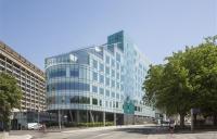 The major new Clatterbridge Cancer Centre – Liverpool. Photo credit: Paul Karalius.