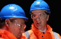 George Osborne and Jim O'Neill