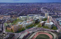 Athletes' village plan for 2022 Commonwealth Games in Birmingham abandoned due to pandemic, but regeneration of Perry Barr to go-ahead.