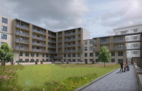 Port of Leith Housing Association seals £40m investment in affordable homes for rent.