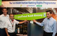Naming rights are a new source of revenue for Prasarana