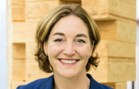 Sadie Morgan, who will chair the Construction Innovation Hub's new design standards board.