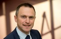 Simon Ellison, Costain's new rail sector director.