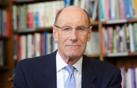 """Government's infrastructure strategy can't stop at HS2,"" says National Infrastructure Commission chair, Sir John Armitt."