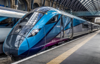 One of TransPennine Express's new Nova 1 trains.