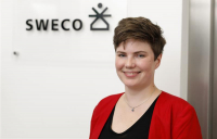 Dr Tanja Groth, head of Urban Energy at Sweco UK.