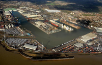 Tarmac and Forth Ports have announced a new construction materials terminal at Tilbury2.