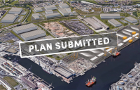 Plans unveiled as work ramps up for huge Teesworks' offshore wind factory.