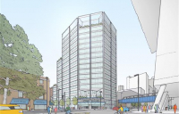 TfL have unveiled proposals for building above Southwark tube station.