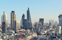 London is the second most expensive city in the world in which to build.