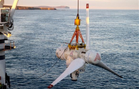 Tidal energy takes further step towards commercial viability.