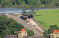 An independent review into the Toddbrook reservoir incident earlier this summer will be led by David Balmforth, former president of the Institution of Civil Engineers.