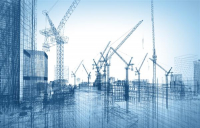 Construction sector downturn eases following unprecedented slump in April, but fears of continued recession remain.
