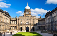 The University of Edinburgh, which has joined the UKCRIC partnership to advance infrastructure research in the UK.