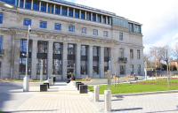 Construction of the new Sir William Henry Bragg building at the University of Leeds, including a specialist engineering facility, is now complete.