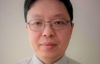 Wei Wang, new technical director at Sweco.