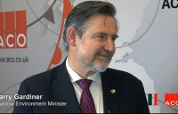 Barry Gardiner, Labour environment spokesman
