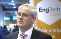 Blane Judd, EngTech chief executive