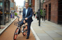 Greater Manchester's cycling and walking commissioner, Chris Boardman.