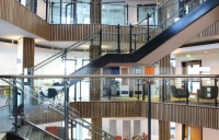 Bournemouth University Students Centre, a Scape project.
