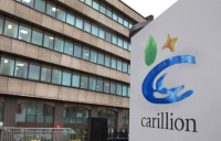 Carillion's head office in Wolverhampton.