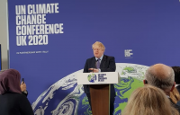 The COP26 climate conference may have been put back a year but the UK government needs a better plan to tackle climate change says the CCC.