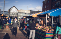 More than 60% of local government respondents agreed that a focus on community wealth building would help to revitalise town centres.