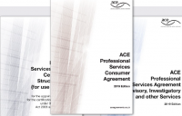 There are many consultant-friendly documents in the market, such as those issued by ACE.