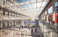 The proposed new Crossrail station at Paddington. PHOTO: Weston Williamson + Partners.
