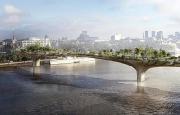 Will the garden bridge ever see the light of day?