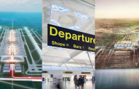 Gatwick Airport, Stansted Airport, Thames Hub