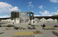 HMP Highland in Inverness, which has been delayed by a further six months.