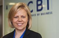 Katja Hall, deputy director general, CBI
