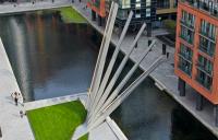 Knight Architects Moving Bridge in Paddington