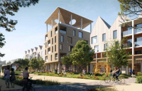 One of the UK's largest modular villages gets the green light.