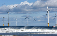 Offshore wind has a major role to play in the decarbonisation of the UK's energy system.