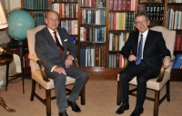 The Duke of Edinburgh and Lord Browne