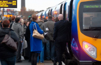 """Rail passengers deserve a more reliable, more efficient service and I will deliver it,"" said transport secretary Chris Grayling."