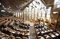 Uncertainty over elections to the Scottish Parliament is not helping construction.