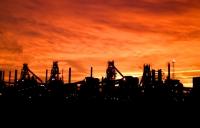 Tata Steel Europe's Scunthorpe Works