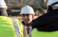 Chancellor Rishi Sunak has promised much for the construction sector - but can his government deliver?