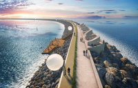 Projects like the Swansea Lagoon could be back on the agenda if tidal power is given a chance.