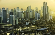 A vision for Makati City, Manila.