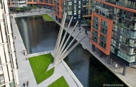 SSDA winner: Merchant Square footbridge, London