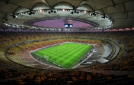 National Arena, Bucharest, Romania.